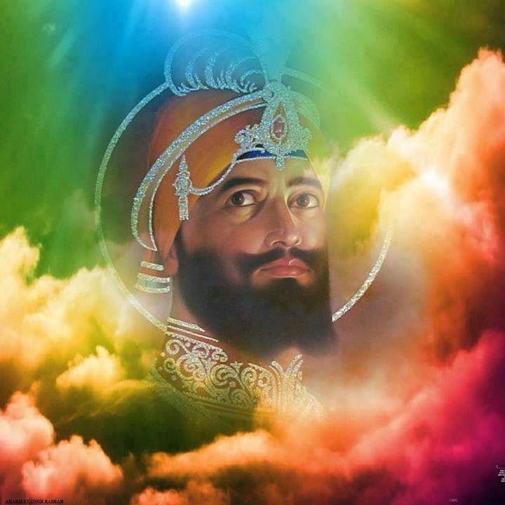 Guru Gobind Singh Guru Nanak Wallpaper Guru Baba vadbhag singh ji hd wallpaper