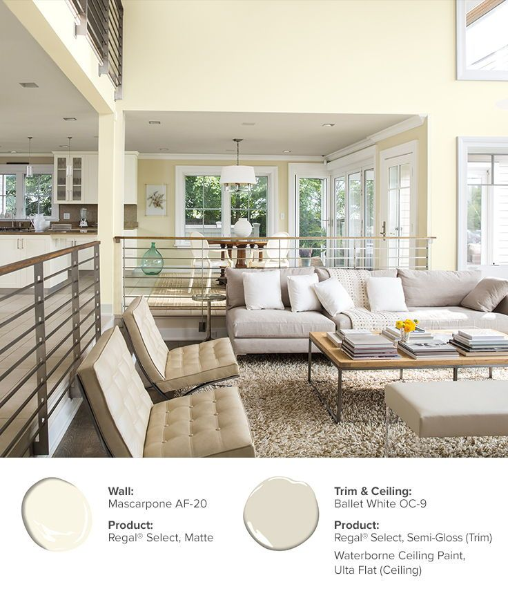 Living Room Color Ideas: Living Room Color Ideas & Inspiration In 2019