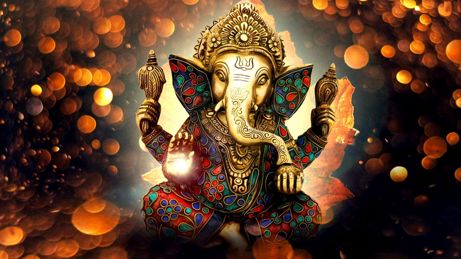 Download Lord Ganesha Hd Wallpapers 1080P For Pc
