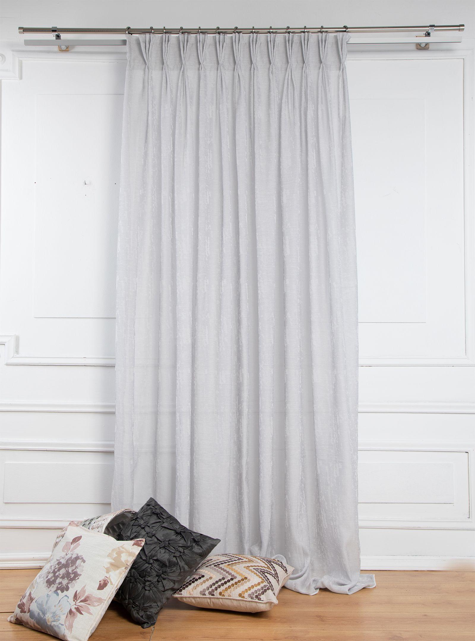 Semi Sheer Jacquard Pattern Pinch Pleat Curtains Pinch Pleat Curtains Pinch Pleat Pleated Curtains