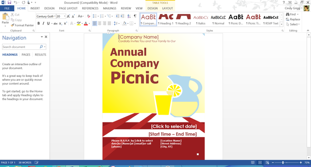 These Are MicrosoftS Best Free Summer Templates Summer Company