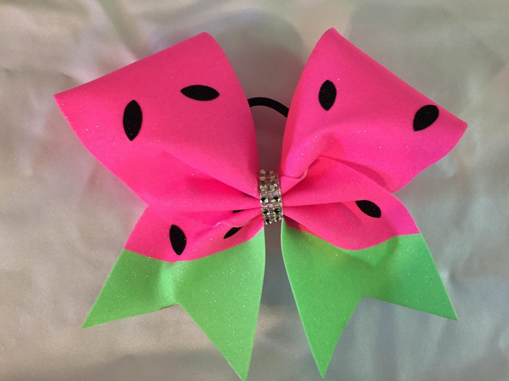 Pin on cheer - Cute cheer bows ...