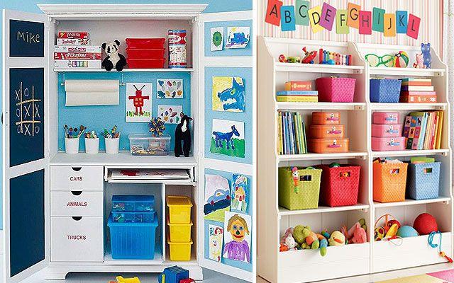 b264085d4fe6 Ideas para almacenar juguetes | Ideas de inspiración en 2019 ...