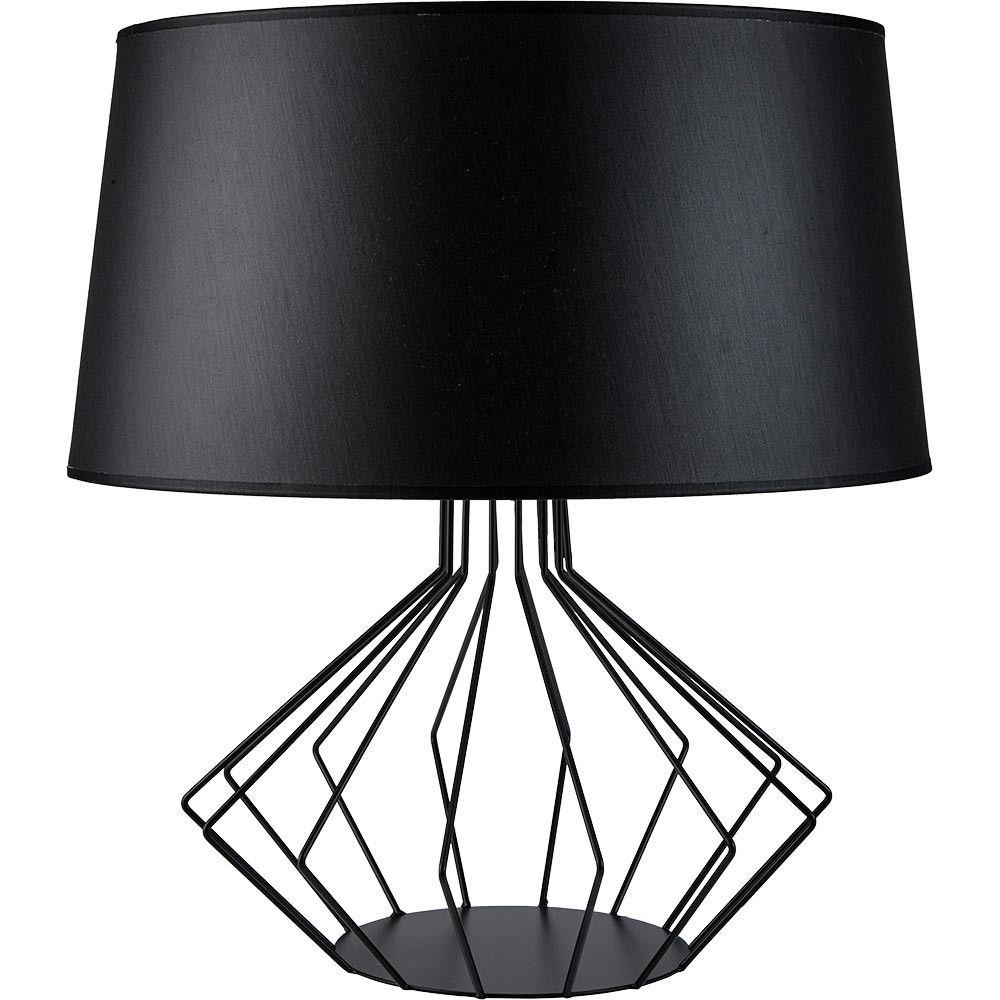 Lampe A Poser Gaelle Noire Lampe A Poser Lamp Luminaire