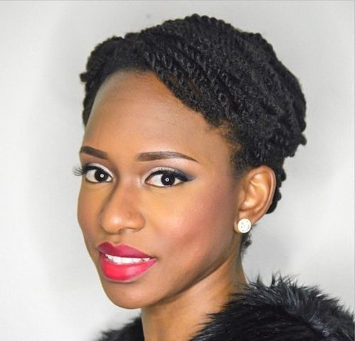 15 Amazing Twisted Braid Hairstyles #africanamericanhair