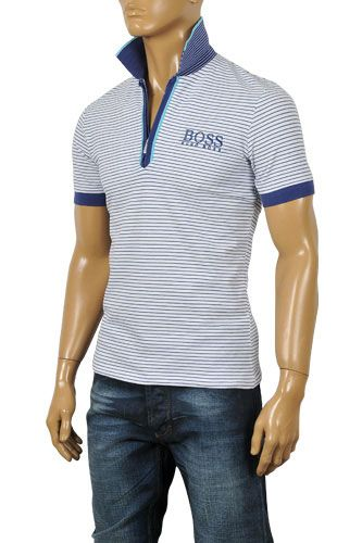 Boss Polo Shirts For Men