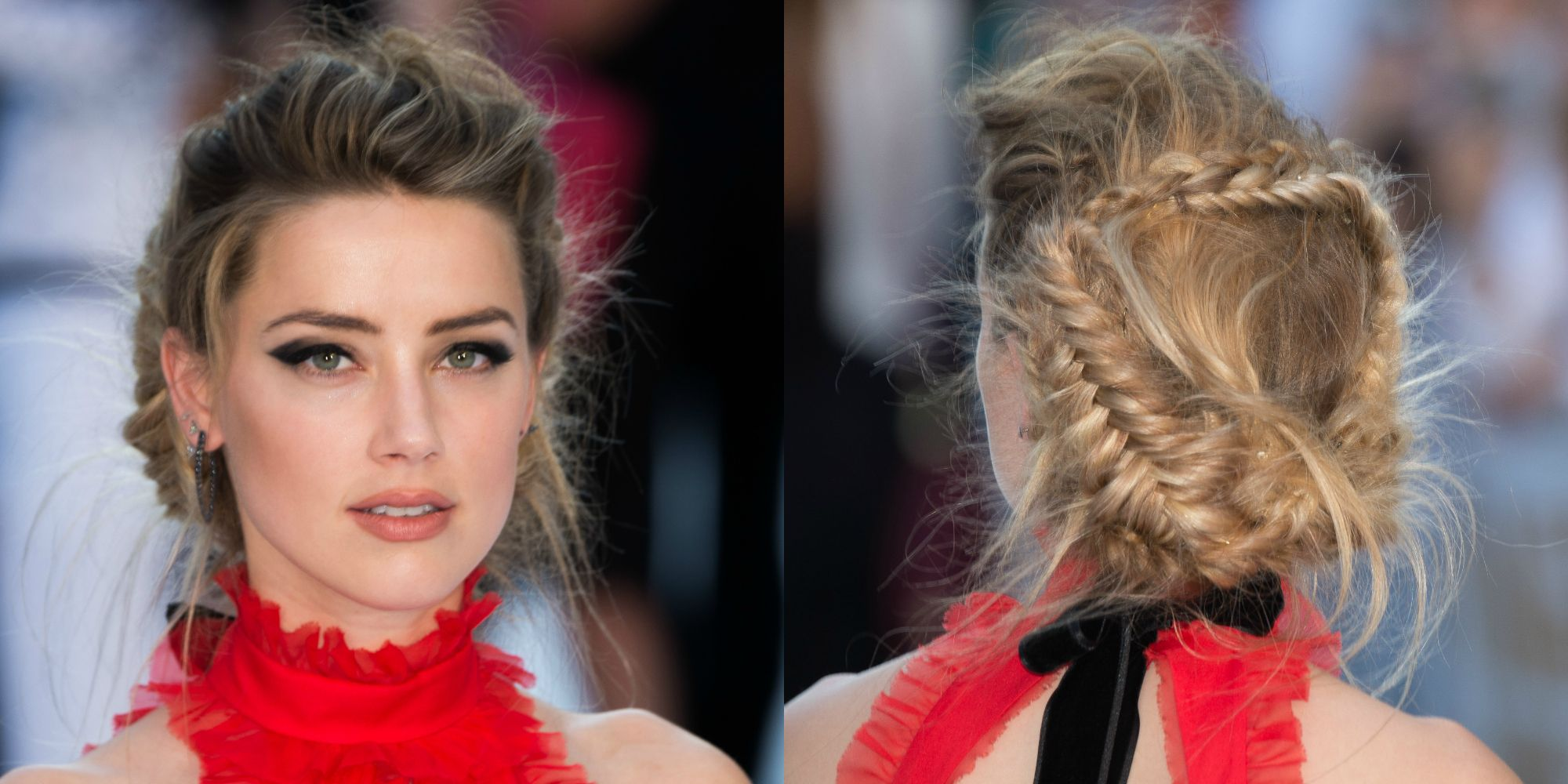 new braid ideas for every hair type amber heard and hair dos