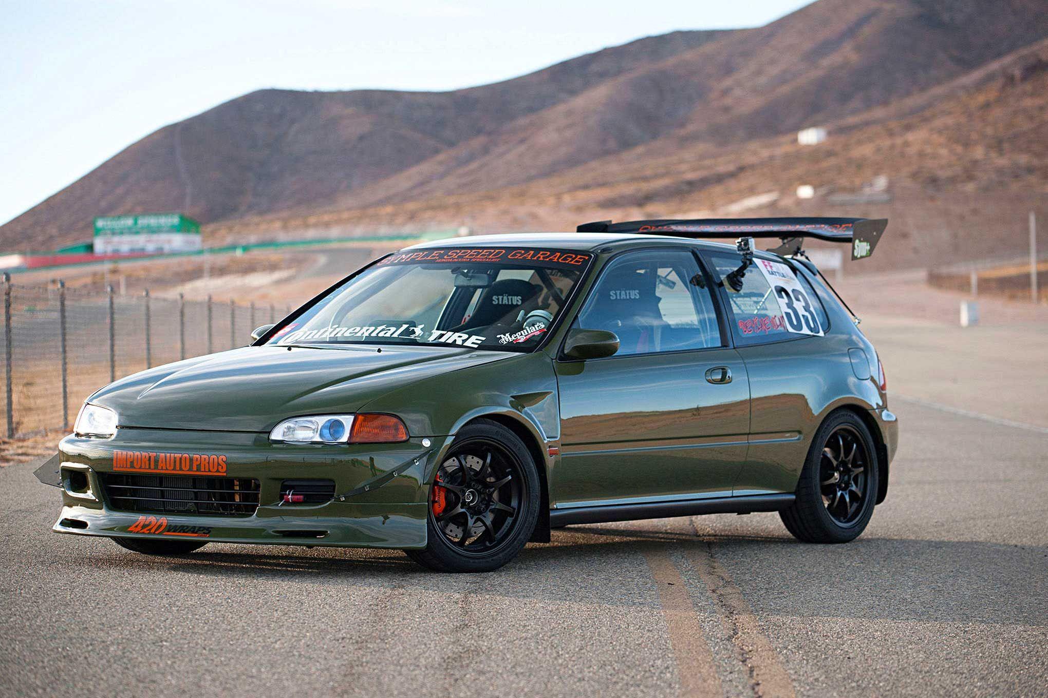 Kelebihan Honda Civic 1992 Spesifikasi
