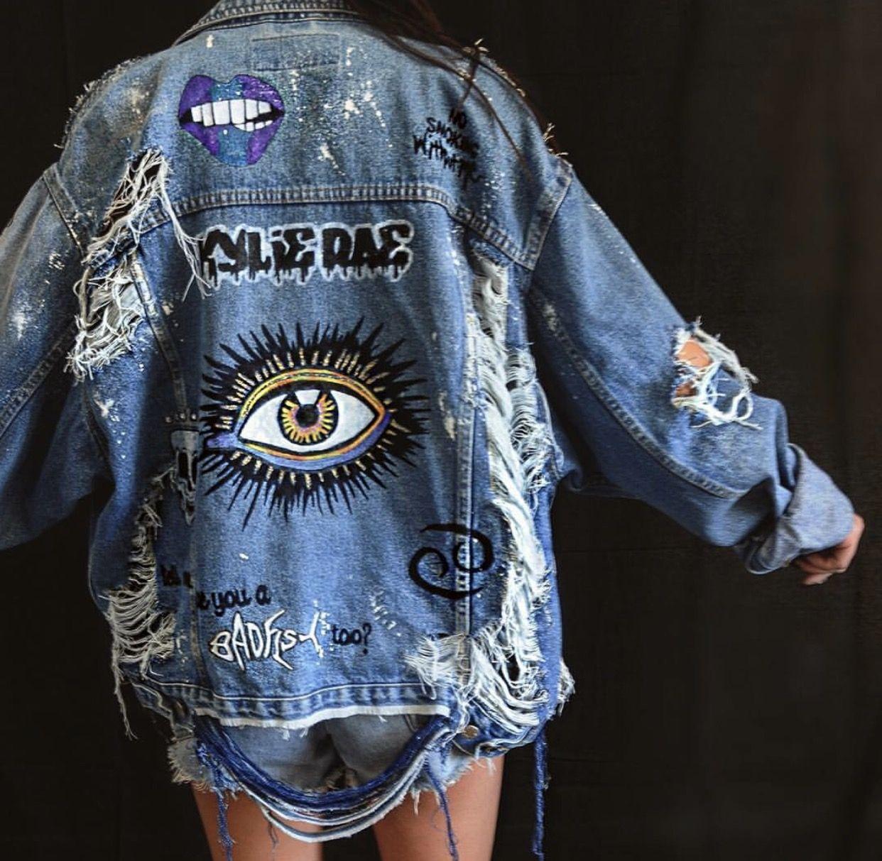6c9c89c3cc2 Kylie Rae Sophodes Custom Made Jacket