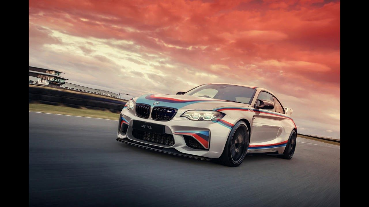 2020 BMW M2 CSL new sports design and details Bmw m2