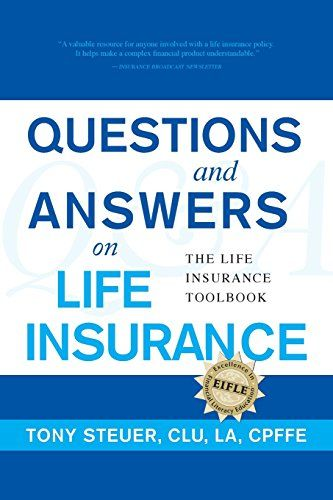 Download Pdf Questions And Answers On Life Insurance Free Epub