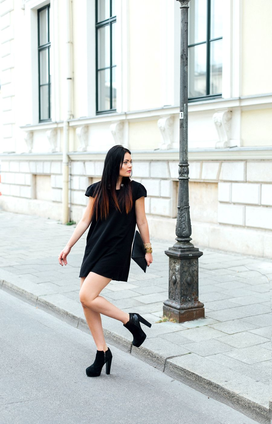 how to accessorize a little black dress – glam radar