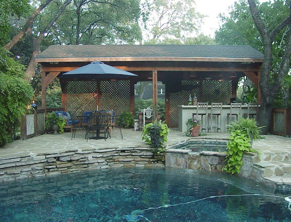 Outdoor Kitchen Design By Hill Horticulture San Antonio Tx Outdoor Kitchen Design Outdoor Kitchen Backyard Design