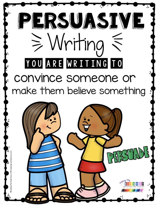 Persuasive Writing Unit 7 Free Activities Keeping My Kiddo Busy Persuasive Writing Persuasive Writing Unit Kindergarten Persuasive Writing