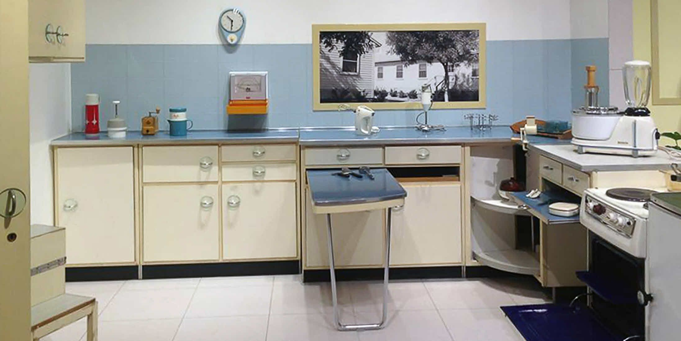 1950s Kitchen Design Kitchen Appliances 1950s Kitchen Appliances Fences Kitchens