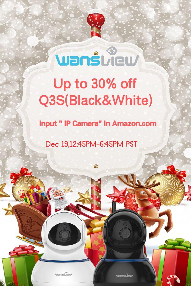 MerryChristmas season US #deal-Up 30% off 1080p indoor