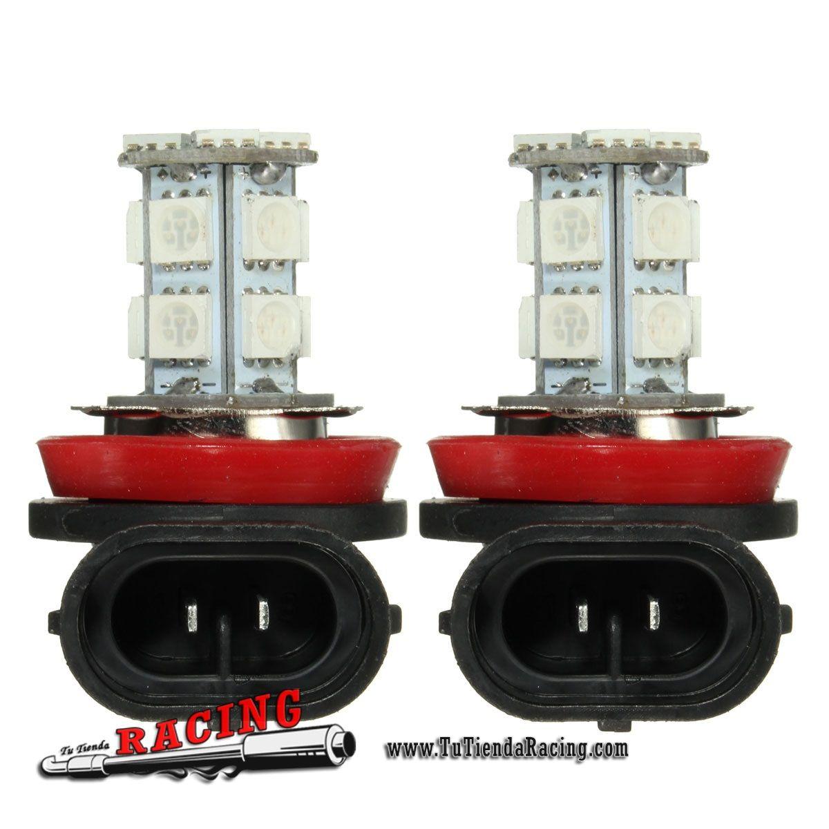 Bombillas Led H7 Canbus.5 01 Envio Siempre Gratuito 2x Bombillas Led H11 H8 H9 Drl Led