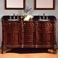 Ove Decors Buckingham 60 Double Bowl Vanity Sam S Club Double Vanity Bathroom Bathroom Vanity Double Sink Bathroom Vanity