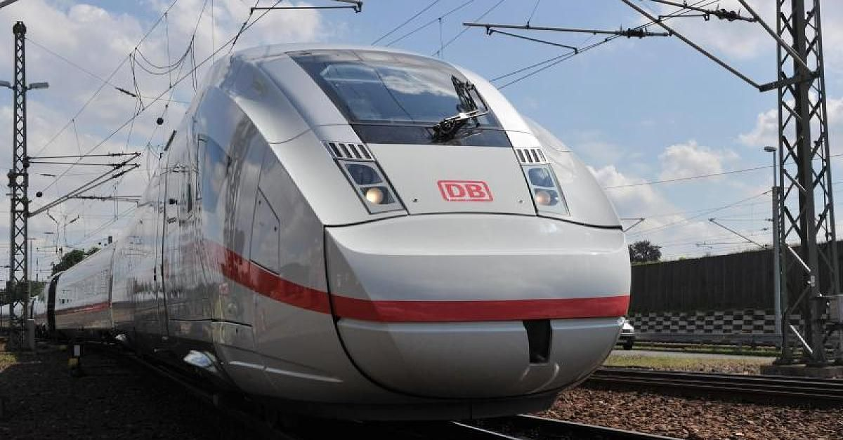 Ab Dezember Deutsche Bahn führt kostenloses Wlan in der