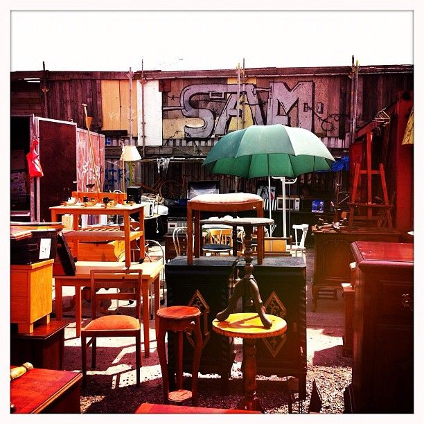 The Vintage Market #MauerPark (Sundays only)