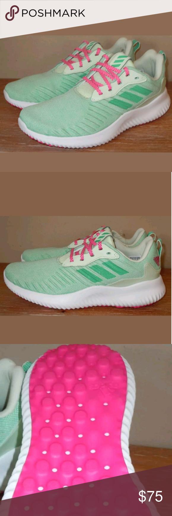 c0fe4b7b299ae NWOB adidas   Alphabounce Rc Running Shoe 6.5 adidas   Alphabounce Rc  Running Shoe Aero Green