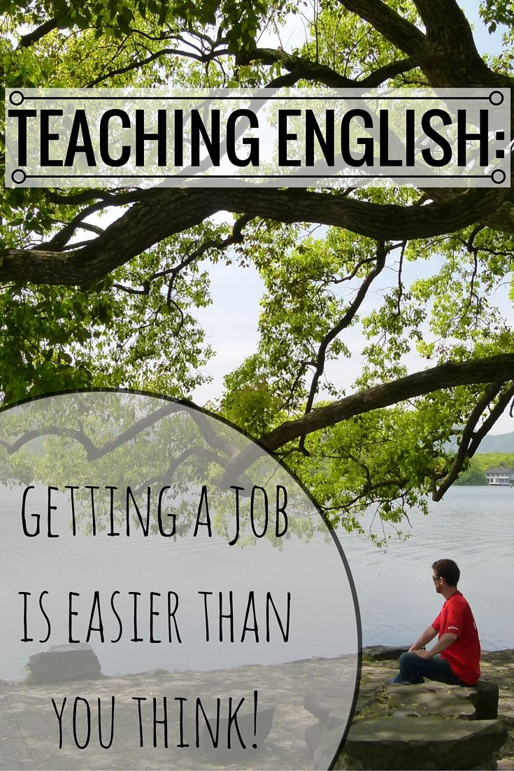 Getting a Teaching Job in China is Easier Than You Think