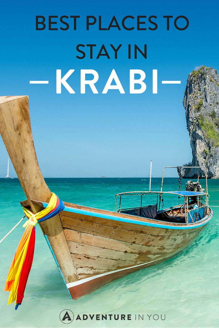 Where to stay in krabi thailand krabi asia and for Best places to visit in the southeast