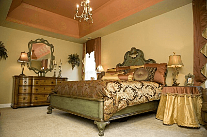 Image Result For Tuscan Bedrooms