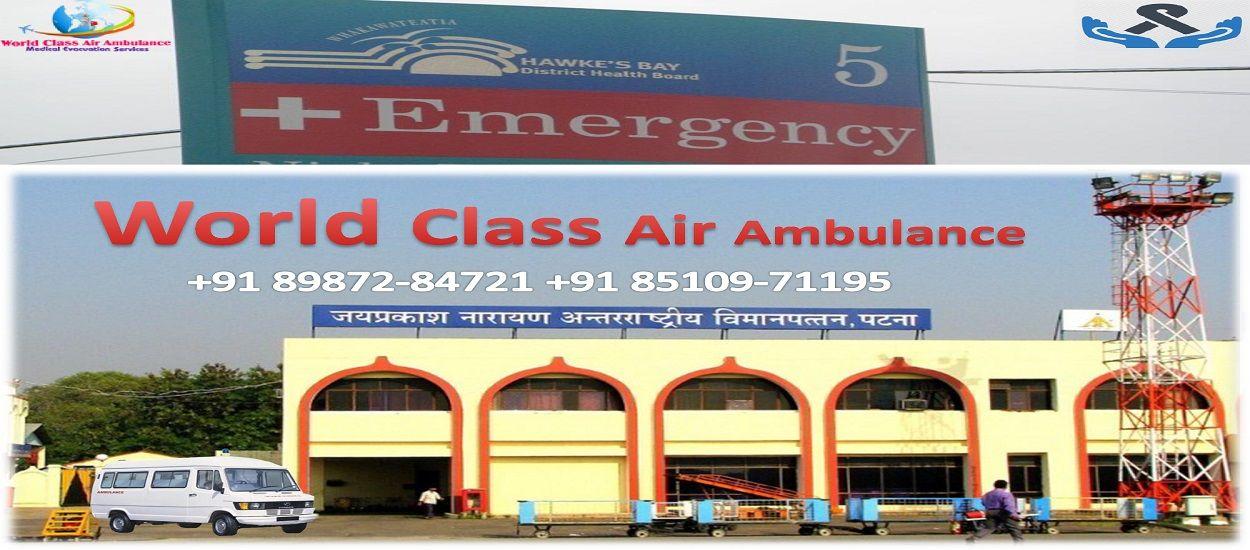 Pin on world class ambulance service