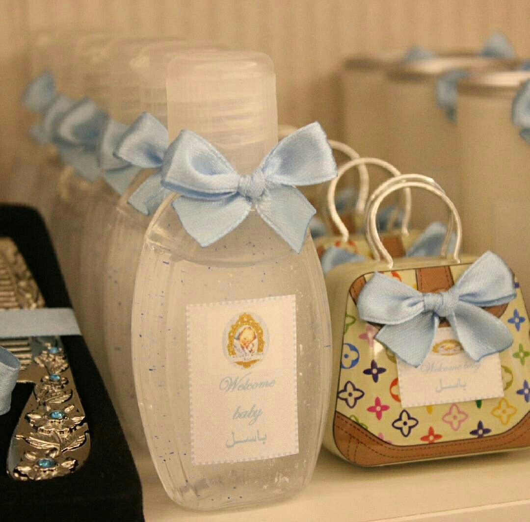Pin By Taibah Aldarmi On توزيعات مواليد Baby Crafts Diy Baby Shower Gifts Baby Shower