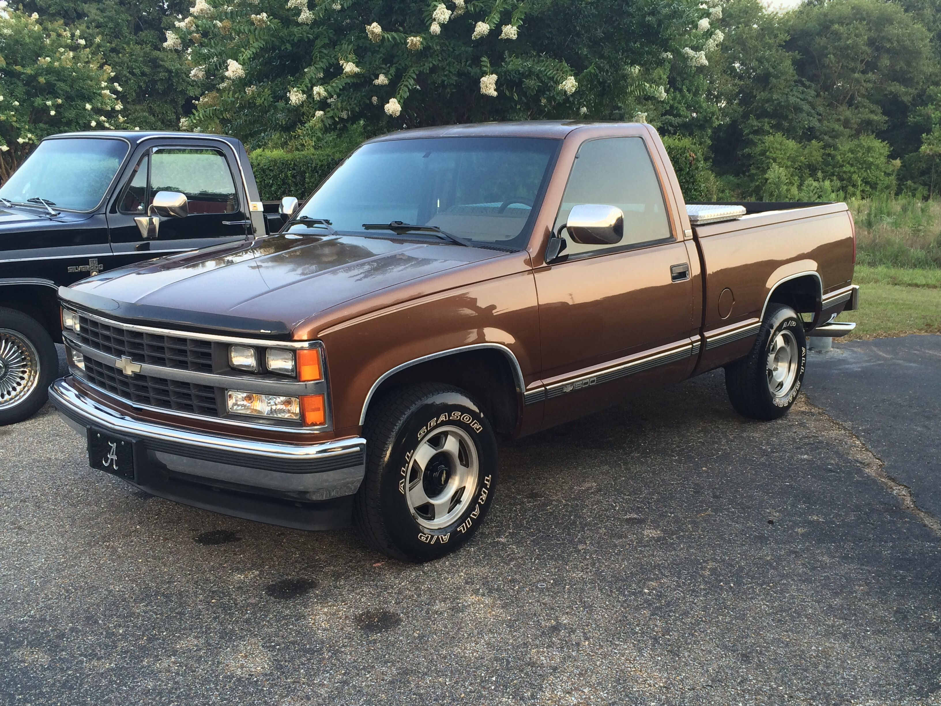 1989 Chevy Silverado  cars trucks n vehicles  Pinterest  1989