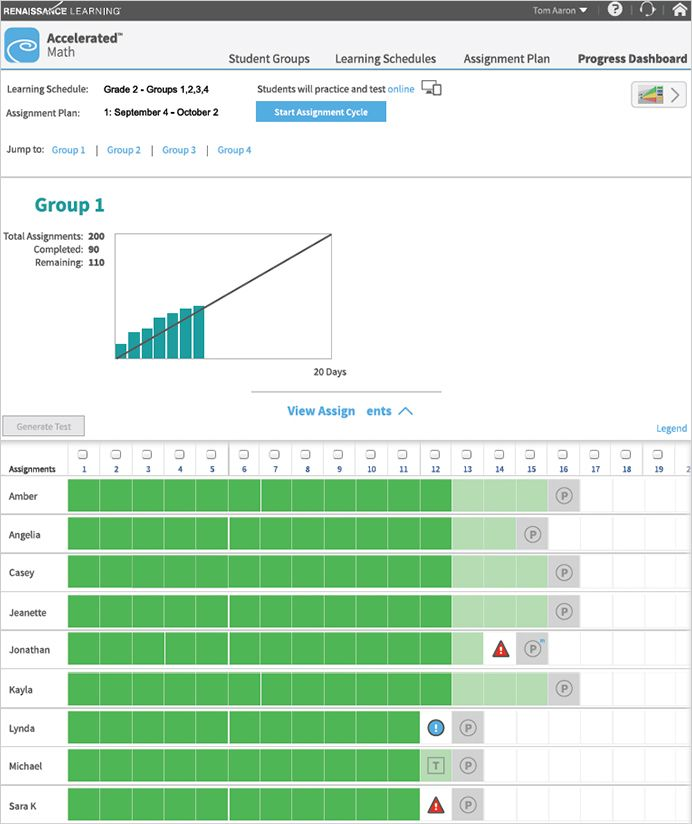 Accelerated Math - Student Math Tools - Math Software | Education ...