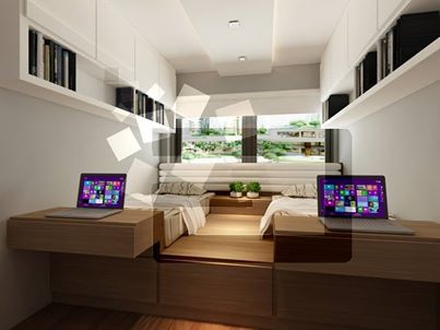Two Beds In Small Room One Room Two Beds Ideas To Make It Fabulous Decorating Files Sofa Beds For Guest Bedroom Inspiration Twin Beds Guest Room Guest Bedroom