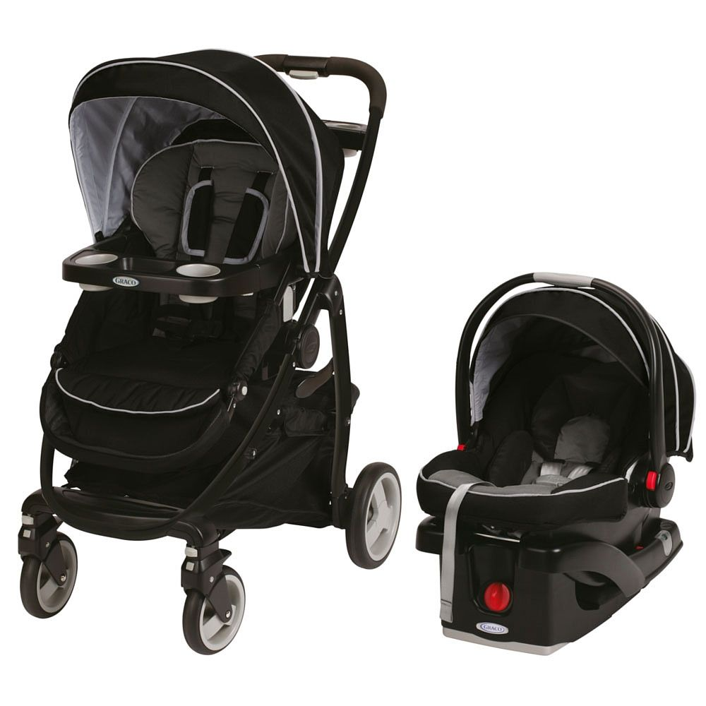 Graco Modes Click Connect Travel System - Onyx - Graco - Babies\