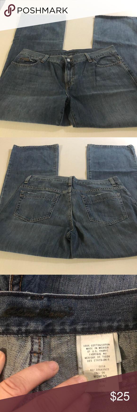 Eddie Bauer Jeans Eddie bauer, Women jeans, Women shopping