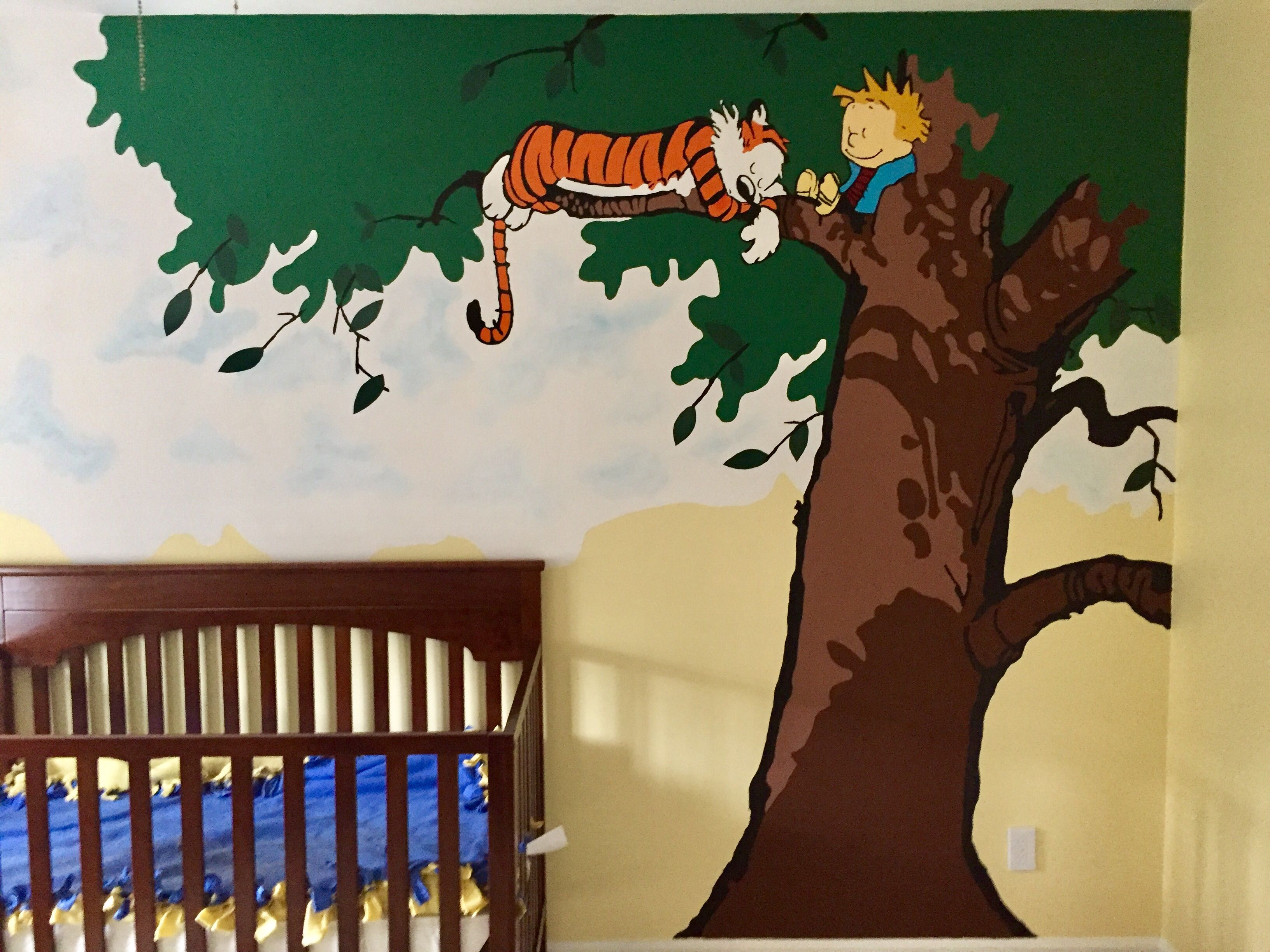 Another calvin hobbes nursery mural x post rcalvinandhobbes another calvin hobbes nursery mural x post rcalvinandhobbes nursery muralshandmade craftsscenediy solutioingenieria Images