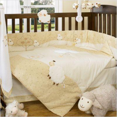 Farm Crib Bedding Sets for a Barnyard Nursery