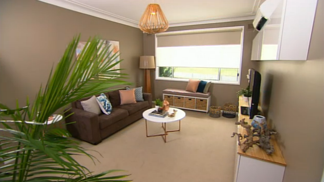 Living Room Makeover  Better Homes And Gardens  Tara Dennis Simple Living Room Make Over Design Inspiration