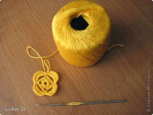 crochelinhasagulhas: Biquíni com flores coloridas em crochê