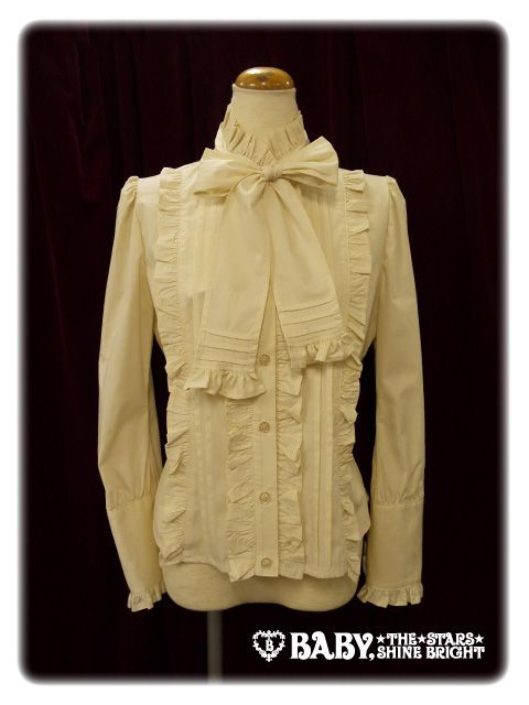 Alice and the Pirates Prince Conrad blouse2013