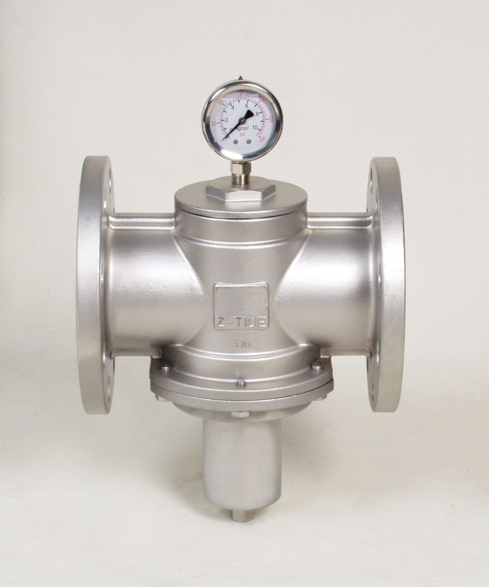ACS Stainless Steel 316 Direct Acting Pressure Reducing