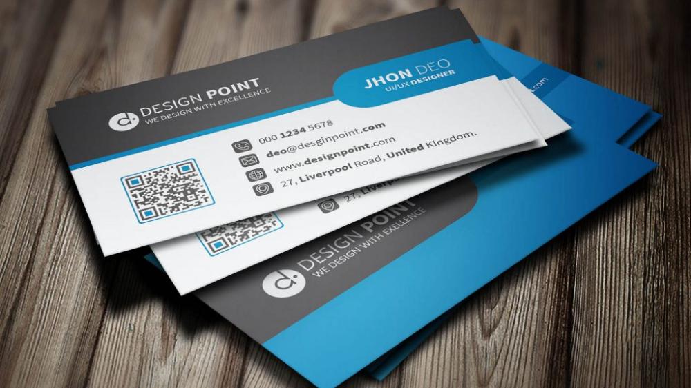 Best Business Card Design Template Sopheap Design Cool Business Cards Business Card Template Design Business Card Design