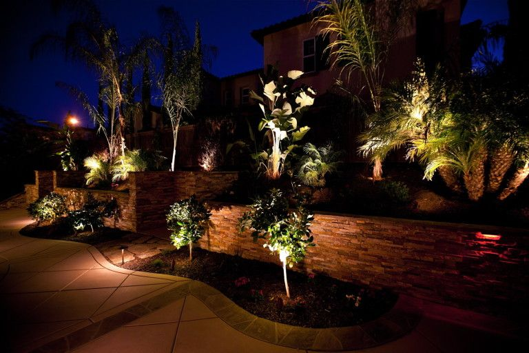 What Is Your Cur Outdoor Lighting