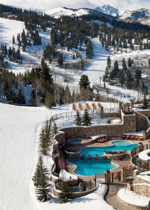 The Best Resorts In The U S According To Our Readers Best