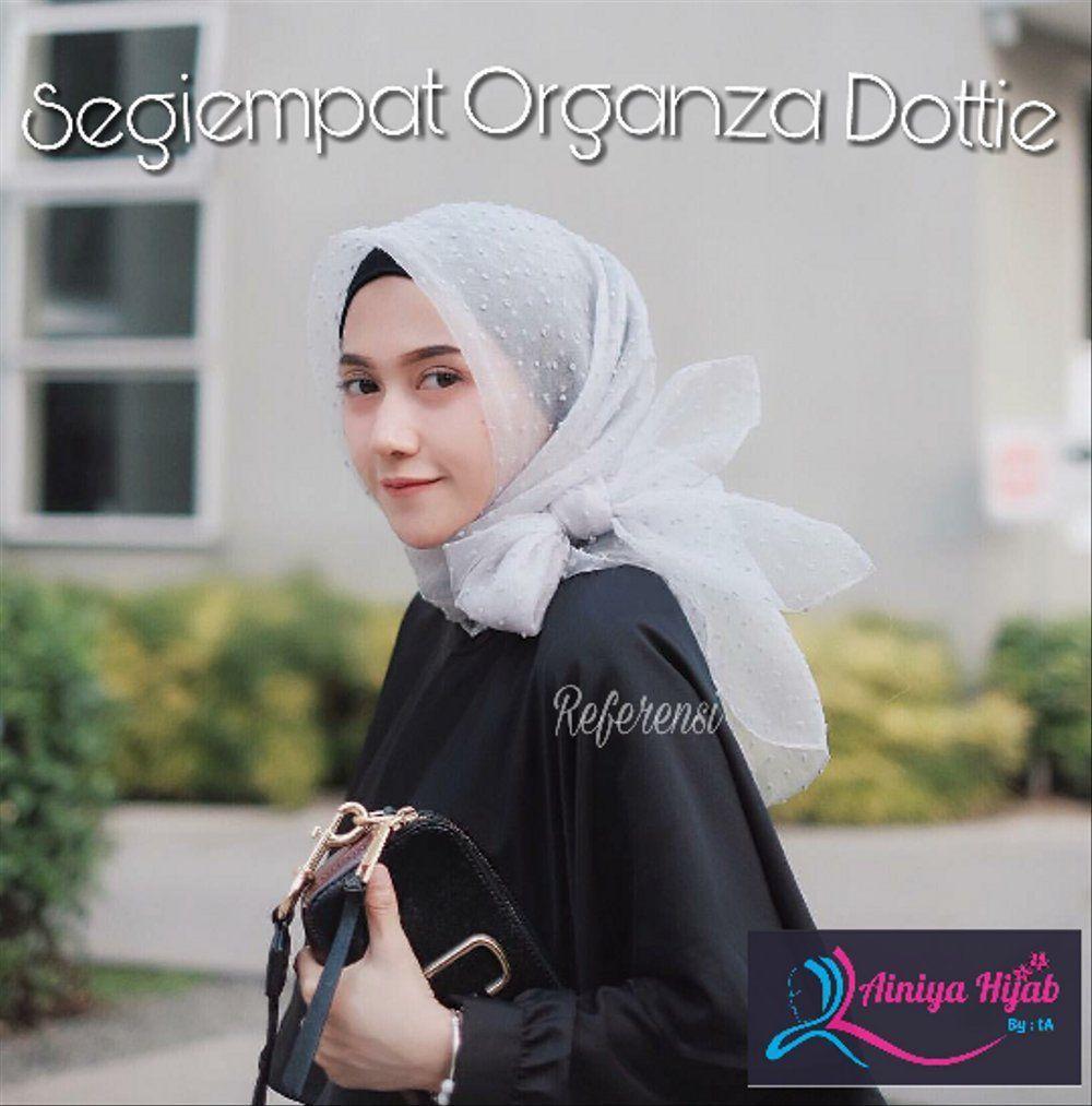 Tutorial Hijab Pashmina Versi Nissa Sabyan Ragam Muslim Hijab