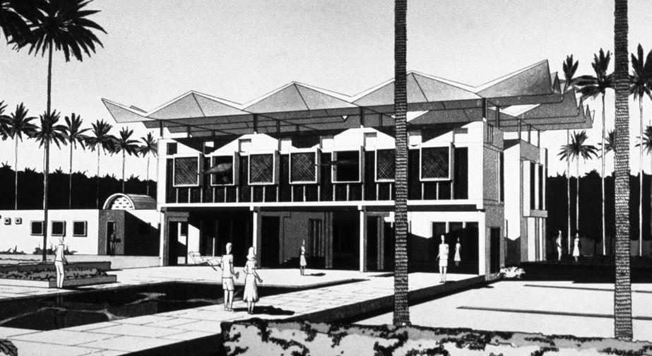 Photo 6 of 10 in Architecture in Baghdad | Iraq Architecture