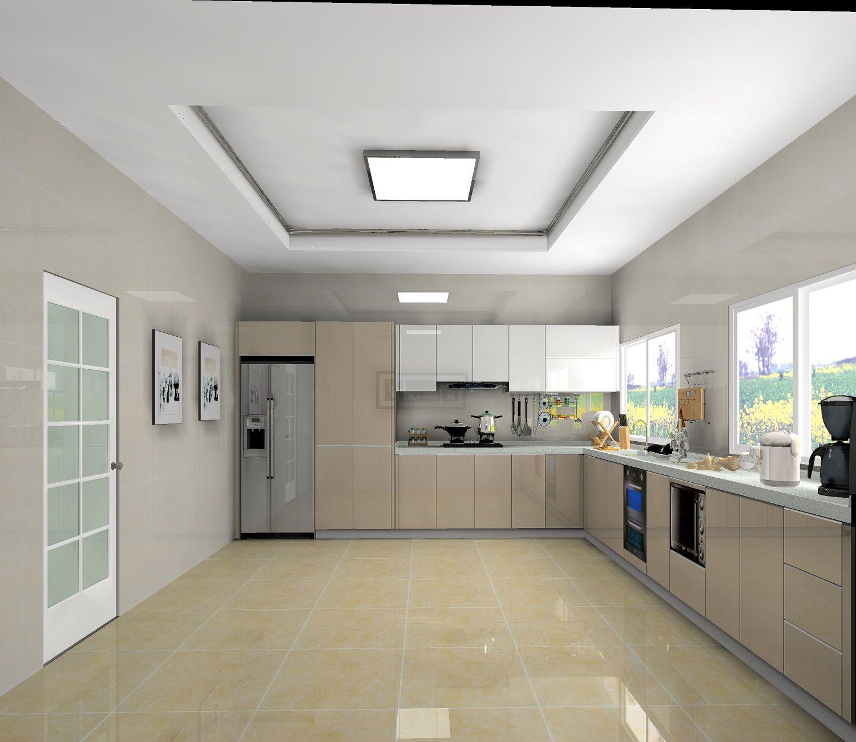 High Gloss Kitchen Cabinet Design Bedroom Wardrobe Design From Daban Modern Kitchen Colours L Shaped Kitchen