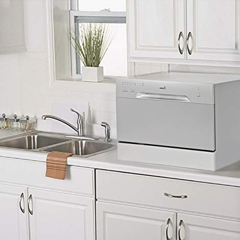 Top 10 Best Portable And Built In Dishwashers Countertop