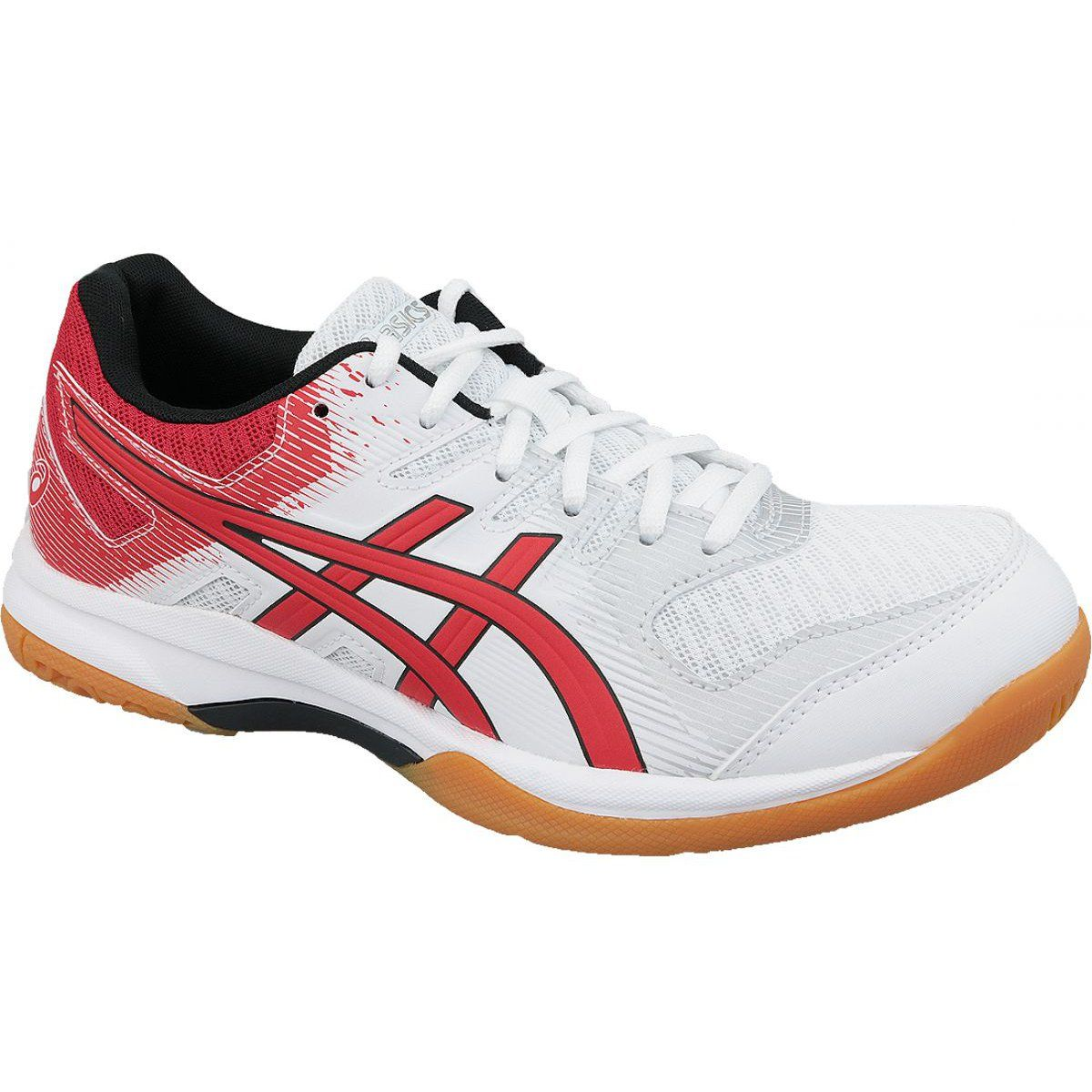 Asics Gel Rocket 9 M 1071A030 101 volleyball shoes white