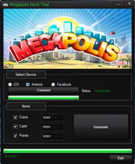 megapolis hack tool free download for pc
